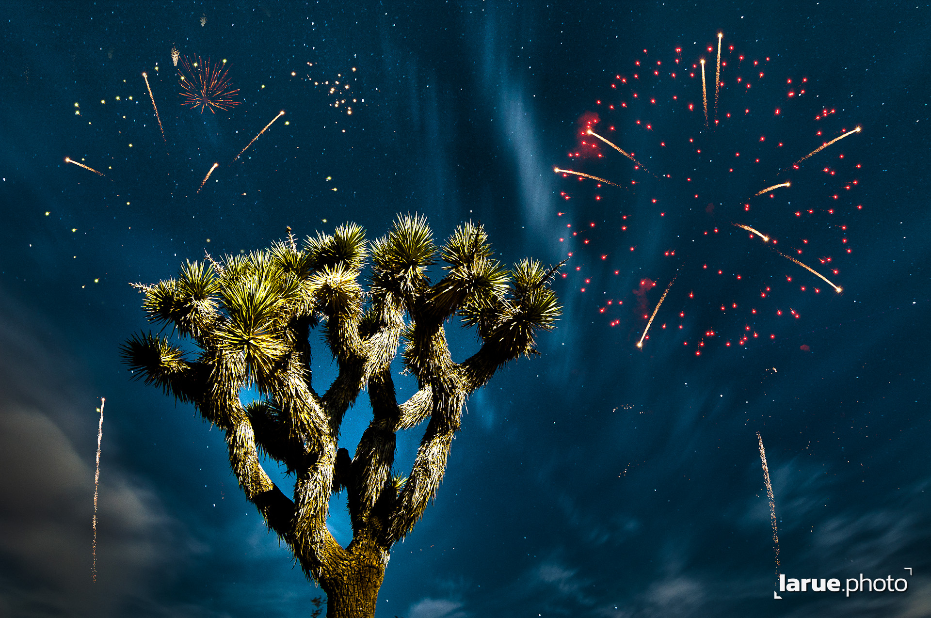 Photograph Fireworks Better Using Your Smartphone