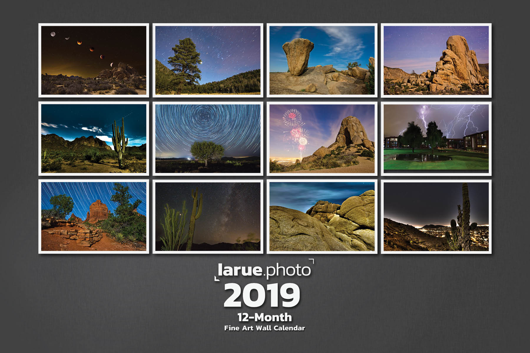 12 Month Photography Forecast